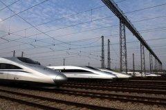 武九客专21日全线开通运营 初期开行26对长途动车