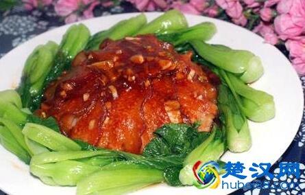 糖蒸肉介绍 黄陂糖蒸肉的做法及历史