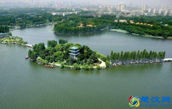 武汉水上马拉松将在东湖风景区郭郑湖