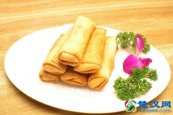 荆州三丝春卷做法大全 三丝春卷的营养价值介绍