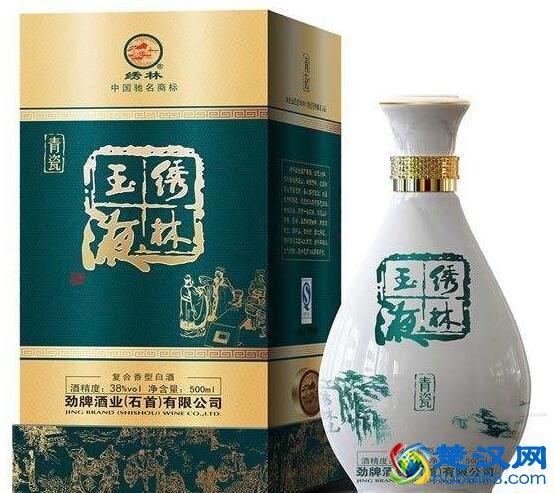 绣林玉液特点介绍 绣林玉液酿造工艺及历史