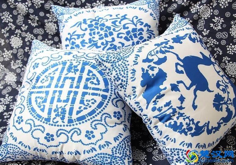 天门蓝印花布介绍 蓝印花布花纹特点及历史