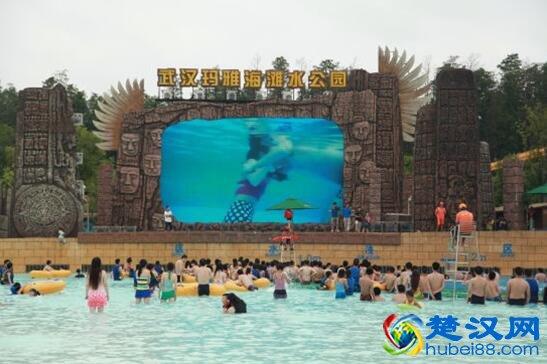 武汉玛雅海滩水公园游玩攻略 玛雅水上乐园门票/介绍详情