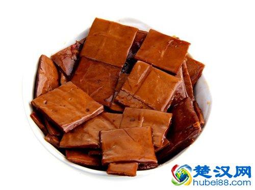 官渡五香豆腐干做法 官渡五香豆腐干营养价值及来历介