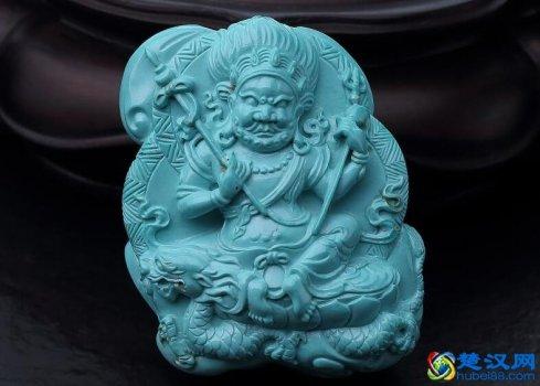 竹山绿松石介绍 竹山绿松石历史及产业发展