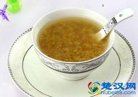 解暑食物―荆门沙洋米茶的做法及功效