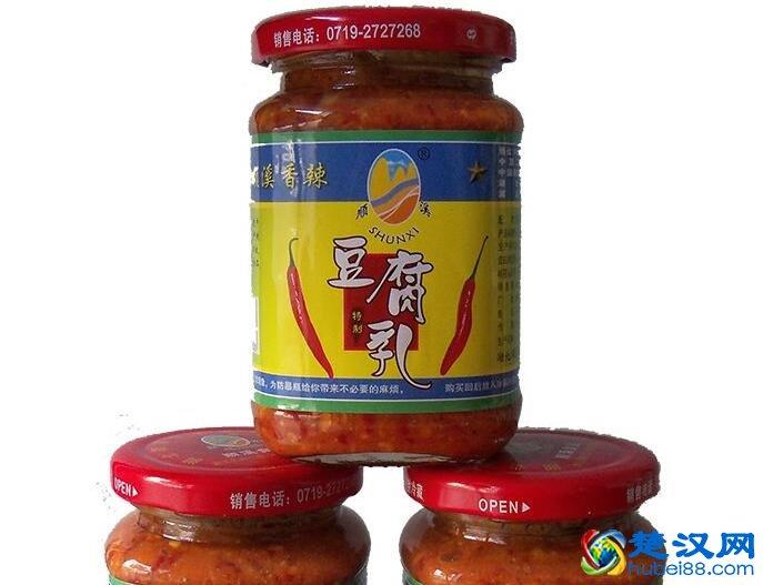 竹溪豆腐乳介绍 一瓶竹溪豆腐乳竟包含了这么多味道!