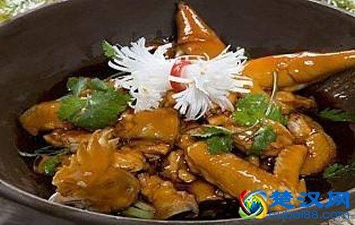 荆州雪里藏凤风味名菜介绍,创意特色美食雪里藏凤的做