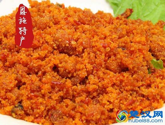 恩施榨广椒的做法,榨广椒的营养价值及口感介绍