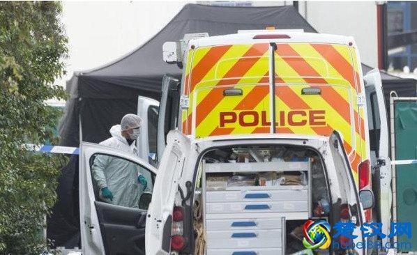 英国货车39具尸体,因跨国遇难者遗体