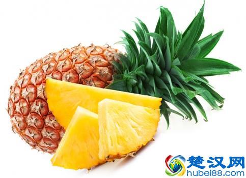如何挑选菠萝:观形状,观颜色,摸硬度