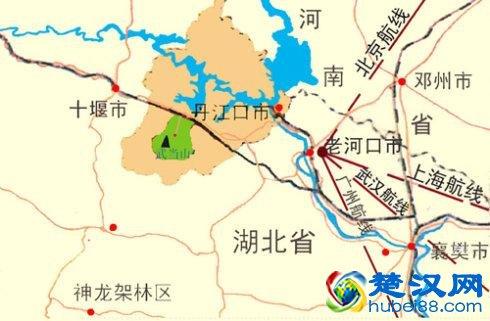 武当山在哪个省哪个市