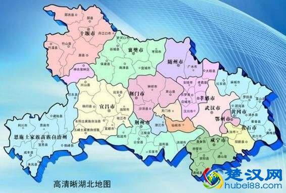 湖北总人口是多少,湖北省有多少人口