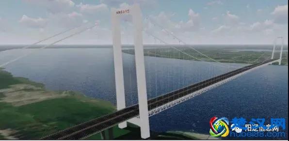 新港高速双柳长江大桥最新进展,双柳长江大桥10月开工