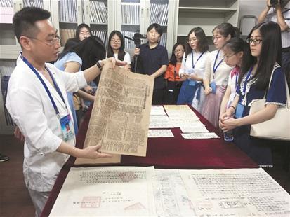 武汉市公布一批档案文献 长江大桥差点建成这样